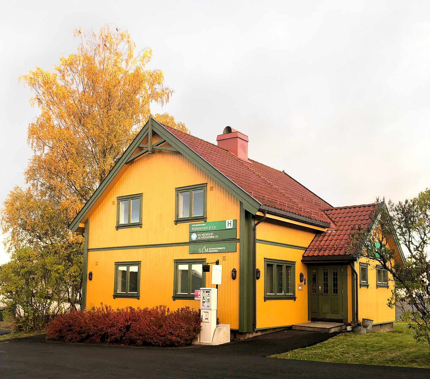 Jessheim-kontor åpnet